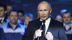 Фото kremlin.ruУверен, у нас все получится Выборы-2018 Владимир Путин