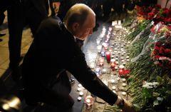 Фото ТАССПитер, держись! теракт в Петербурге теракт
