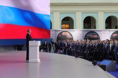 Путин огласит Послание Федеральному Собранию 15 января в Манеже Послание Президента России-2020