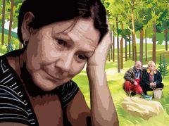 Коллаж Анны АНФИМОВОЙУзнала в разлучнице соседку по даче На житейских перекрестках