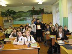 Ирина Данилова и ее класс. Фото из архива И.Даниловой.Почему с трудными легче? педагоги Дети