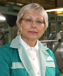 """Роза ИВАНОВА,  генеральный директор ведущего промышленного предприятия АО """"Лента""""Только достоверная информация"""