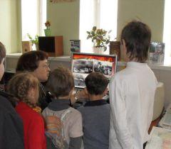 День отважного героя прошел в Новочебоксарске День отважного героя библиотеки Новочебоксарска