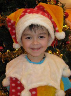 Саввов АртемКакими добрыми делами  вы похвастались бы перед Дедом Морозом? Новый год-2013 Устами младенца