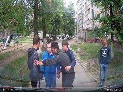 Скриншот Оперативная информация по случаю нападения на санитара скорой медицинской помощи в Новочебоксарске нападение на бригаду скорой