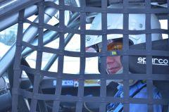 """Алексей Шлямин (третье место в классе """"Свободный""""). Фото Регины Максимовой.Ледовое автопобоище Волжский трек автогонки"""
