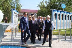 В Шоршелах состоялся митинг,  посвященный 89-летию со дня рождения летчика-космонавта Андрияна Николаева космонавт Андриян Николаев