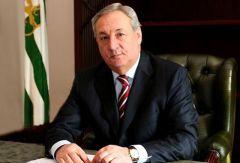 Сергей БагапшСегодня прощание с Сергеем Багапшем Сергей Багапш Президент Абхазии похороны панихида