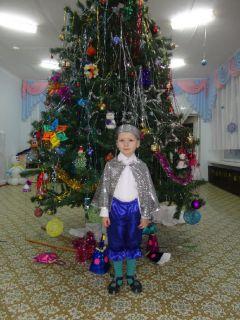 Сергеев НикитаКакими добрыми делами  вы похвастались бы перед Дедом Морозом? Новый год-2013 Устами младенца