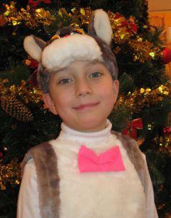 Сергеев ВаняКакими добрыми делами  вы похвастались бы перед Дедом Морозом? Новый год-2013 Устами младенца