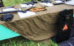 Показательные выступления спецназа Чувашии прошли на военно-спортивных сборах «Синева» Военно-патриотическое воспитание вдв