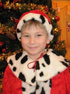 Смаев ПашаКакими добрыми делами  вы похвастались бы перед Дедом Морозом? Новый год-2013 Устами младенца