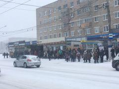 Фото Ирины ПавловойАпрельский снегопад застал город врасплох (фото, видео) снегопад