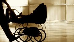 Детскую коляску украли в ЧебоксарахУвезли в неизвестном направлении: детскую коляску ищут в Чебоксарах криминал