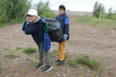 Собрали больше всехПочти весь мусор, собранный на акции «оБЕРЕГАй» в Новочебоксарске, отправили во вторичную переработку РусГидро
