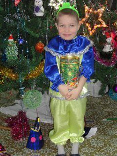 Соколов МакарКакими добрыми делами  вы похвастались бы перед Дедом Морозом? Новый год-2013 Устами младенца