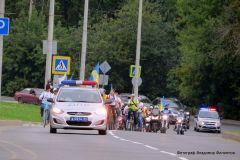 Спорт объединяет Навстречу 60-летию Новочебоксарска велопробег