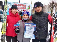 Спортивная семья ВасильевыхТрижды победила сборная Чебоксарской ГЭС на «Лыжне России-2019» РусГидро