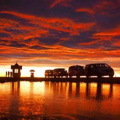 Экспедиция на Магеллановом проливе.  Автор: Александр ДраконЛучше один раз увидеть: чебоксарец поехал в Чили, чтобы понаблюдать солнечное затмение чили солнечное затмение клуб научных путешествий Астроверты