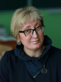 Наталия Гавриловна Степанова Лучший учитель — 2019. Народный рейтинг 5 октября — День учителя