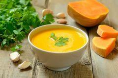 Суп-пюреЛюбимица садоводов — оранжевая красавица Тыква рецепты