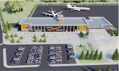 Так будет выглядеть Чебоксарский аэропорт после реконструкции. Фото cap.ruАэропорту — новая жизнь чебоксарский аэропорт Проект