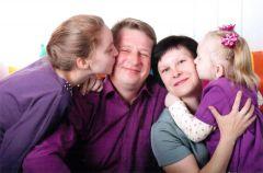 Фото из семейного альбомаВ любви и верности 8 июля — День семьи На тему дня