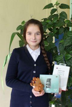 Фото Александра СИДОРОВАМусор убрала  и в конкурсе победила Калейдоскоп