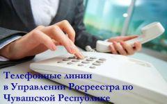 Телефонные линии с Росреестром пройдут в конце мартаВ марте Росреестр проведет телефонные линии по вопросам недвижимости Росреестр сообщает