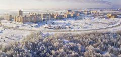 """Темпы строительства в """"Новом городе"""" — одни из самых высоких в Чувашии. Фото vestnikstroy.ruДоступное жилье  и посильная ставка по ипотеке республика жилье"""