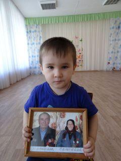 Тимофей Шалдыков,  3 годаМой прадед сражался на страшной войне Память поколений Бессмертный полк