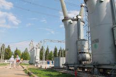 У оборудования ОРУНа ОРУ 500/220 Чебоксарской ГЭС потушили условный «пожар» РусГидро