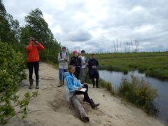 У озераЧебоксарская ГЭС помогла организовать «Школу дикой природы» для юннатов РусГидро