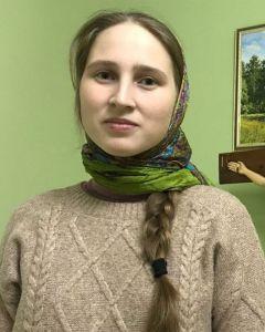 Ульяна Андреева.В молитве главное — душа