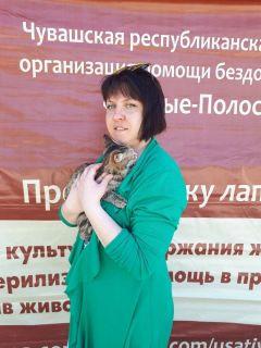Мария Шамбулина уверена, что любовь и сострадание к животным необходимо воспитывать в ребенке с раннего детства. Фото автораПротяни руку лапам,  или Как помочь усатым-полосатым Я - волонтер