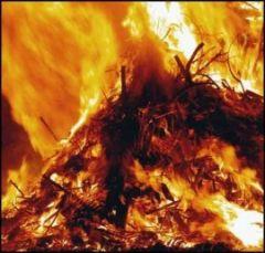 Дачный дом горел на ПромышленнойВ Новочебоксарске горел дачный дом пожар