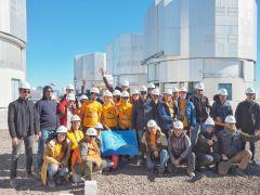 Научные путешественники посетили  обсерваторию ПаранальЛучше один раз увидеть: чебоксарец поехал в Чили, чтобы понаблюдать солнечное затмение чили солнечное затмение клуб научных путешествий Астроверты