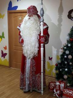 Главный Дед Мороз страны в Чебоксарах  ответил на вопросы журналистов и поздравил жителей республики с Новым годом