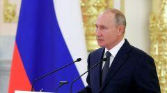© РИА Новости / Михаил МетцельПутина выдвинули на Нобелевскую премию мира в 2021 году