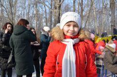 Варвара Ильичёва, 9 лет. Солнце, блины  и весеннее настроение Масленица-2019 Город счастливых семей