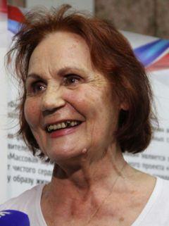 Евгения ВасильевнаМы будем счастливы! Активное долголетие