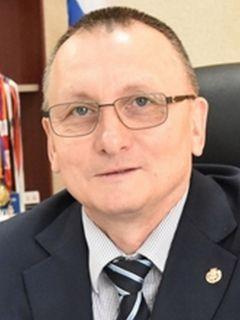 Министр физической культуры и спорта Чувашии Василий Петров.На пути к Паралимпиаде