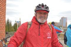 """Владимир Васин, 68 лет: """"Велосипед — это независимость"""".""""108 минут"""": доехали все! велопробег"""