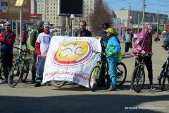 «Космическая» велодорога в Шоршелы вело велопробег