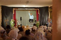 Завершились пасхальные гастроли учащихся Воскресной школы при храме Воскресения Христова г.Чебоксары УФСИН