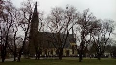Собор в Вышеграде.На родине бравого солдата Швейка Прага Колесо путешествий