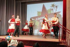 Выступление ансамбля ТандашЧебоксарская ГЭС поддержала фестиваль творчества инвалидов по зрению РусГидро
