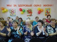 8 Марта в ЦСОНВ Новочебоксарском ЦСОН прошло мероприятие, посвященное 8 Марта праздник 8 марта Новочебоксарский центр социального обслуживания населения