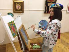 Ночь искусств-2019. Фото Регины Максимовой2 ноября в Художественном музее Новочебоксарска прошла Ночь искусств Ночь искусств