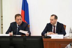 Игорь Комаров посетил Мордовию